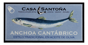 WHITE ANCHOVIES FROM CANTÁBRICA